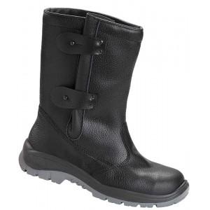 Buty ocieplane bezpieczne z metalowym podnoskiem 1413 PPO
