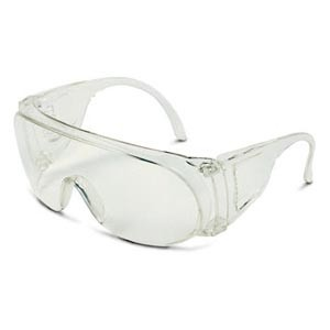 Okulary przeciwodpryskowe z poliwęglanu  Seculare 1032