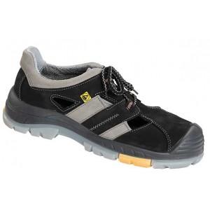 Sandały bezpieczne z podnoskiem kompozytowym model 701 PPO
