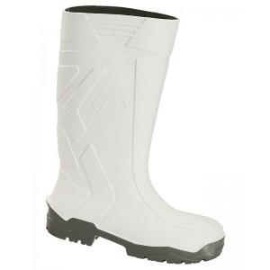Buty całotworzywowe bezpieczne z poliuretanu z metalowym podnoskiem PPO 1043