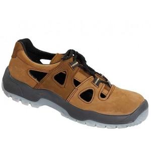 Sandały bezpieczne z metalowym podnoskiem 52N PPO